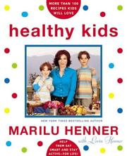 Healthy Kids by Marilu Henner