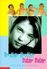 Cover of: Brother Brother, Sister Sister