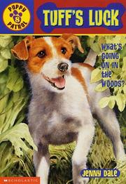 Cover of: Tuff's Luck (Puppy Patrol)