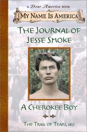 Cover of: The journal of Jesse Smoke | Joseph Bruchac