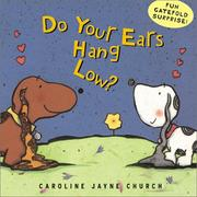 Cover of: Do your ears hang low? |