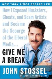 Cover of: Give Me a Break
