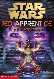 Cover of: The evil experiment