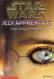 Cover of: The only witness