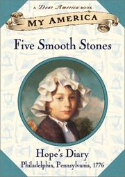 Cover of: Five Smooth Stones