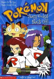 Cover of: Team Rocket blasts off! | Tracey West