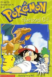 Cover of: Pokemon Charizard, Go! (Pokemon Chapter Book #6)