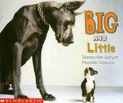 Cover of: Big and Little (My First Library) | Samantha Berger
