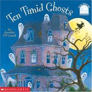 Cover of: Ten timid ghosts