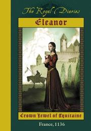 Cover of: Eleanor of Aquitaine by Kristiana Gregory