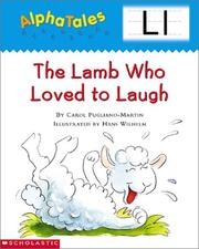 Cover of: Alpha Tales (Letter L: The Lamb Who Loved to Laugh) (Grades PreK-1)