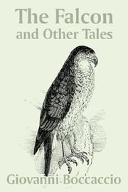 Cover of: The Falcon, and other tales