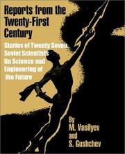 Cover of: Reports from the Twenty-First Century | M. Vasilyev