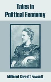 Cover of: Tales In Political Economy