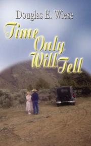 Cover of: Time Only Will Tell