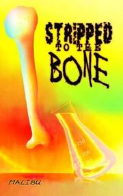 Cover of: Stripped to the Bone
