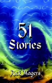 Cover of: 51 Stories | Rick Magers