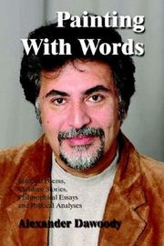 Cover of: Painting With Words