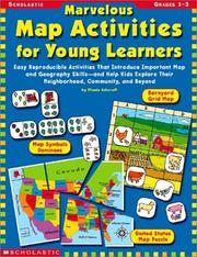 Cover of: Marvelous Map Activities for Young Learners | Minnie Ashcroft