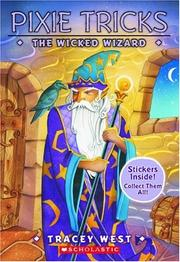 Cover of: The wicked wizard | Tracey West