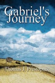 Cover of: Gabriel's Journey
