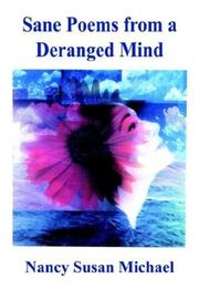 Cover of: Sane Poems from a Deranged Mind