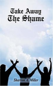 Cover of: Take Away the Shame
