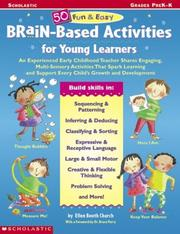 Cover of: 50 Fun and Easy Brain-Based Activities for Young Learners