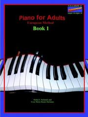 Piano for Adults, European Method by Misha V. Stefanuk, Evan Marie Dozier-Stefanuk