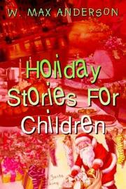 Holiday Stories For Children