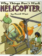 Cover of: Helicopter (Why Things Don