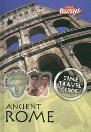 Cover of: Ancient Rome (Time Travel Guides)