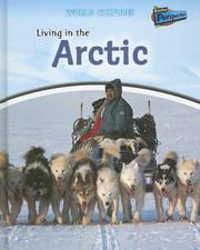 Cover of: Living in the Arctic