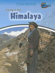 Cover of: Living in the Himalaya