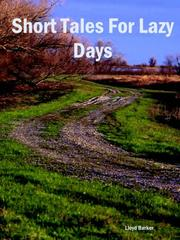 Cover of: Short Tales For Lazy Days