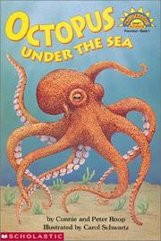 Cover of: Octopus Under the Sea