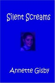 Cover of: Silent Screams
