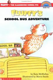 Cover of: Fluffy's school bus adventure