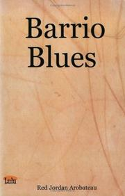 Cover of: Barrio Blues
