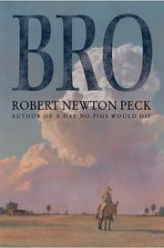 Cover of: Bro