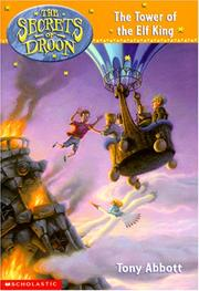 Cover of: The Tower of the Elf King