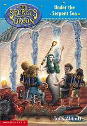 Cover of: Under the Serpent Sea
