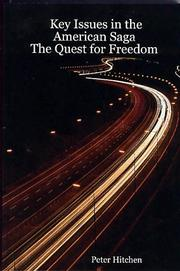 Cover of: Key Issues in the American Saga:The Quest for Freedom