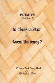 Cover of: Is Chicken Skin a Local Delicacy?