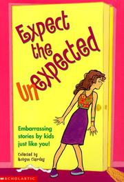 Cover of: Expect the Unexpected | Robynn Clairday