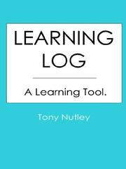 Cover of: Learning Log