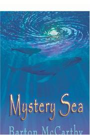 Cover of: Mystery Sea | Barton McCarthy