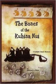 Cover of: The Bones of the Kuhina Nui