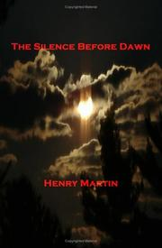 Cover of: The Silence Before Dawn
