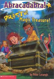 Cover of: Presto! Magic treasure!